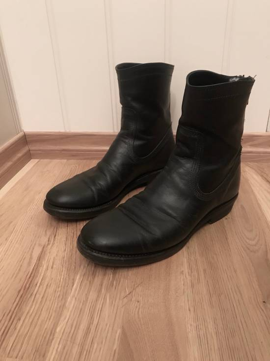 Julius Back Zip Engineer Boots Size US 9 / EU 42 - 4