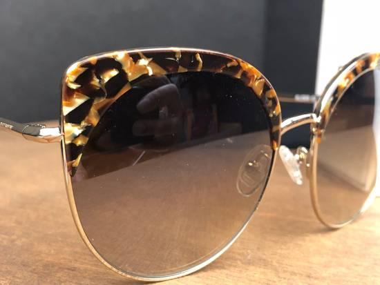 Balmain Balmain Black Gold Sunglasses BL 2509 Size ONE SIZE - 8