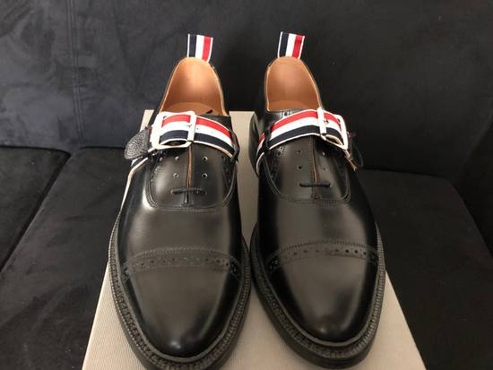Thom Browne thom browne black pebble grain leather size 9.5US Size US 9.5 / EU 42-43 - 2