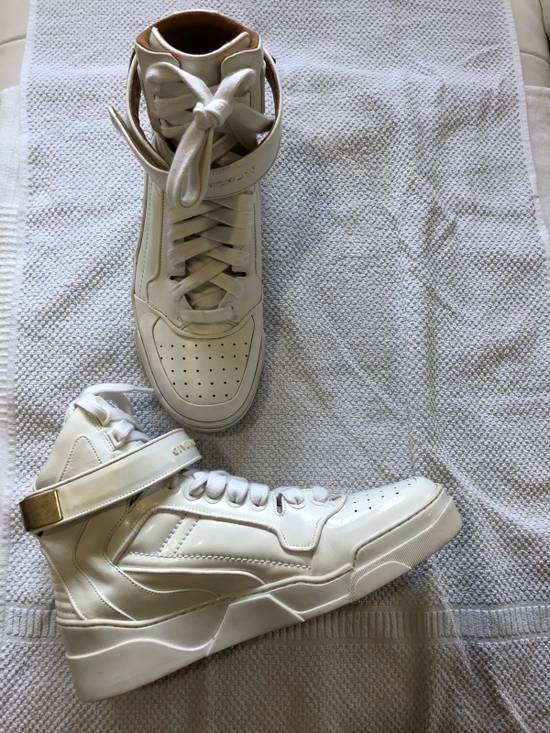 Givenchy Givenchy Tyson High-Top White Size US 9.5 / EU 42-43 - 2