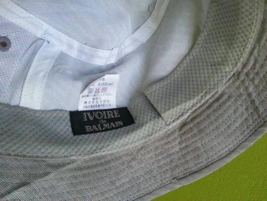Balmain ❌ SOLD ❌❗RARE VINTAGE IVOiRE DE BALMAIN HAT Size ONE SIZE - 5