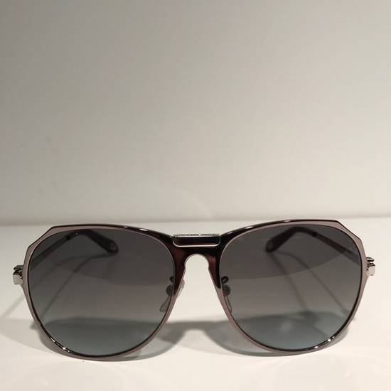 Givenchy Givenchy Aviator Gray Sunglasses Size ONE SIZE