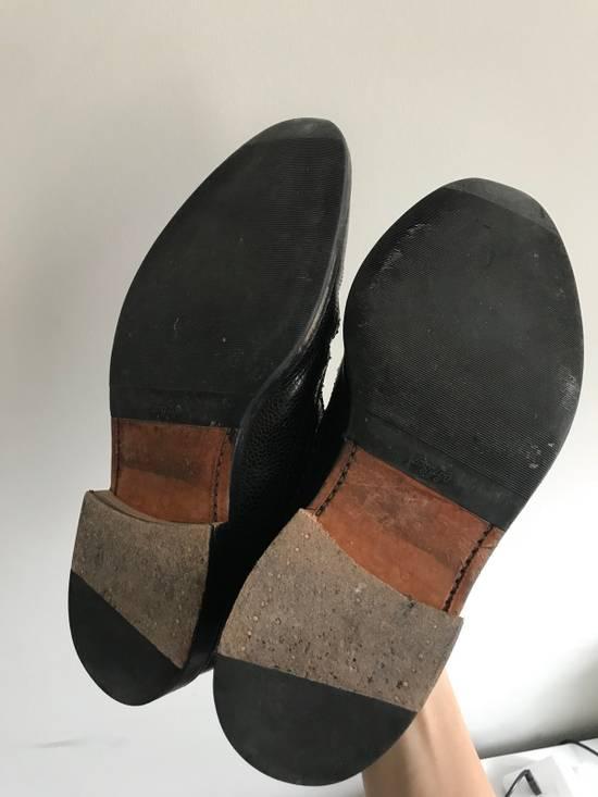 Thom Browne Thom Browne Mens Leather Brogue Shoes Size US 7 / EU 40 - 3