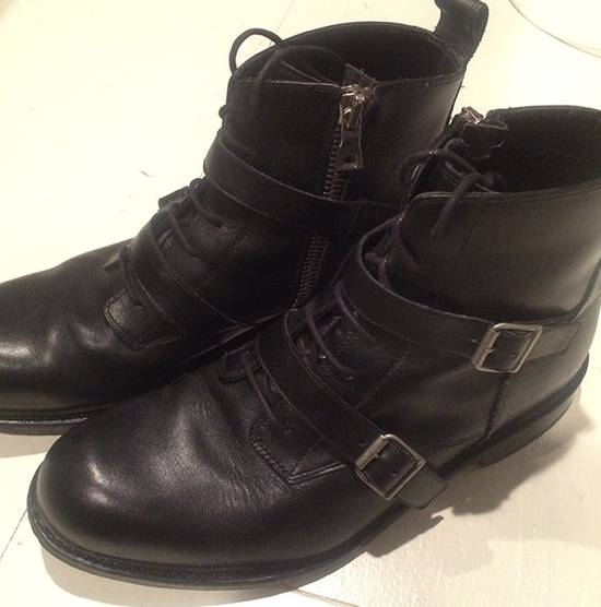 Balmain Buckled Crop Boot Size US 10 / EU 43 - 1