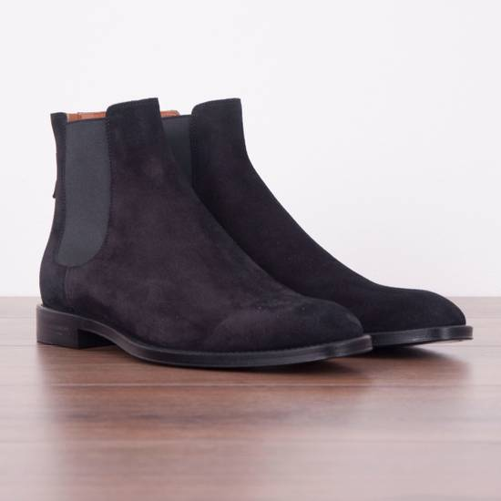 Givenchy SS18 New Suede Chelsea Boots With Back Zip Size US 8.5 / EU 41-42