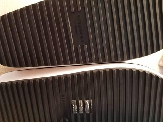 Givenchy Black Leather Multi-Strap Sandals Size US 12 / EU 45 - 2