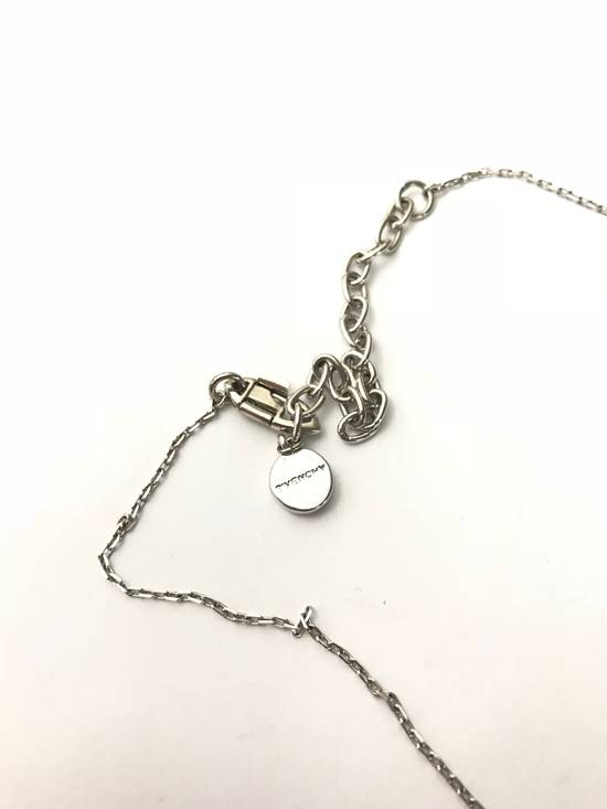Givenchy Givenchy Silver Tone Ice Chain Size ONE SIZE - 2