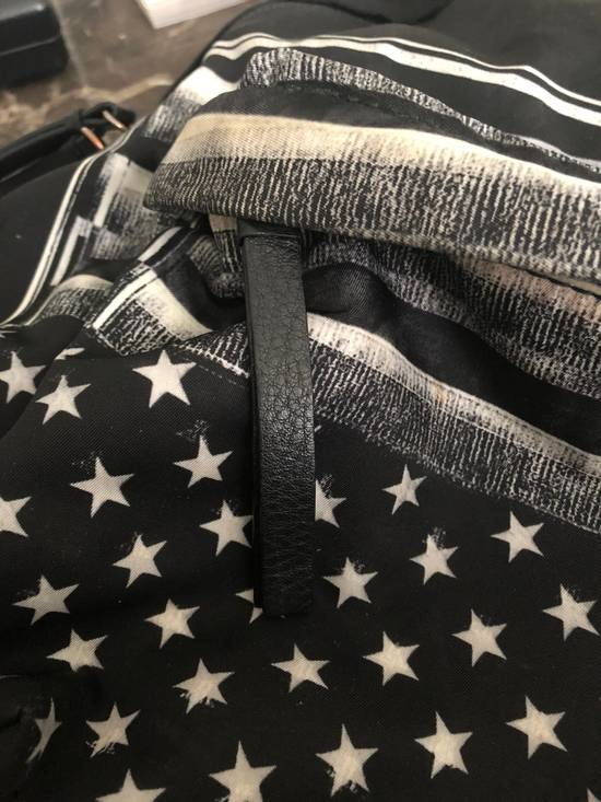 Givenchy American Flag Backpack Black/Grey Size ONE SIZE - 7