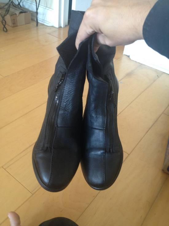 Julius julius sidezip boots 7.5 black Size US 7.5 / EU 40-41 - 1