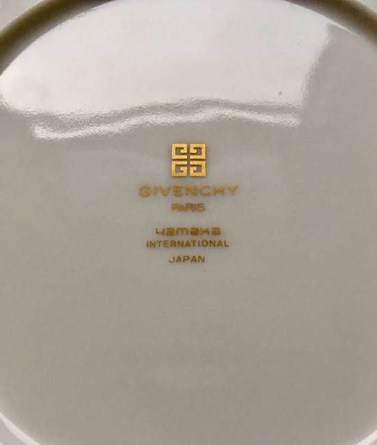 Givenchy Ashtray/Plate Size ONE SIZE - 1