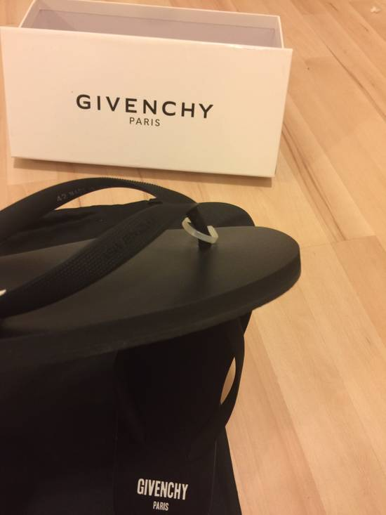 Givenchy BLACK FAVELAS SANDALS Size US 9 / EU 42 - 2