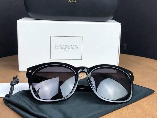 Balmain Balmain Black Gold Sunglasses BL 7008 Size ONE SIZE - 8