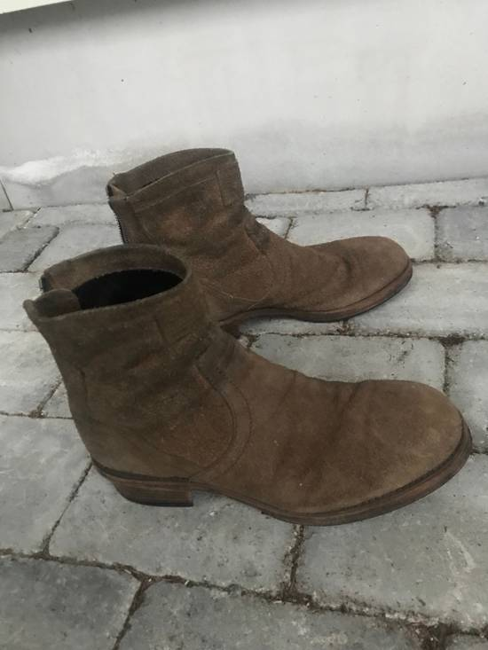Julius Engineer/Backzip Boots (Size 2) Size US 9.5 / EU 42-43 - 6