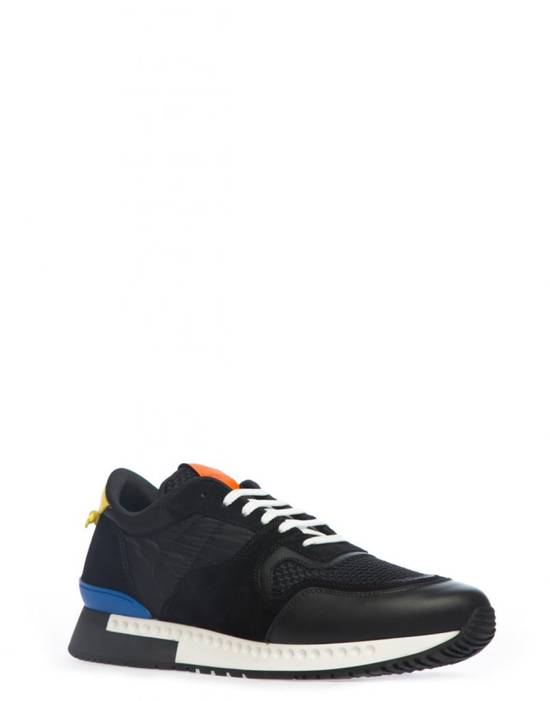 Givenchy Paneled Lace-Up Sneakers (Size - 42) Size US 9 / EU 42