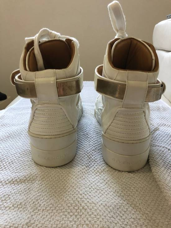 Givenchy Givenchy Tyson High-Top White Size US 9.5 / EU 42-43 - 5