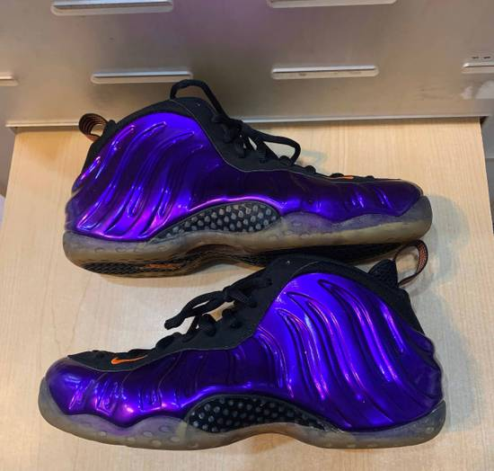 info for 5e9fb dc61c Nike Air Foamposite One Phoenix Suns