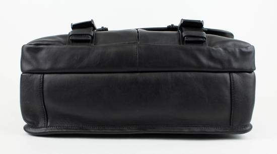 Givenchy Men's Black Obsedia Leather Messanger Briefcase Size ONE SIZE - 3