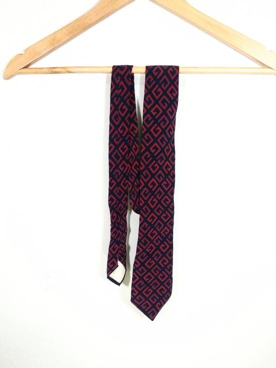 Givenchy Givenchy monogram made in france 100 silk ties Size ONE SIZE