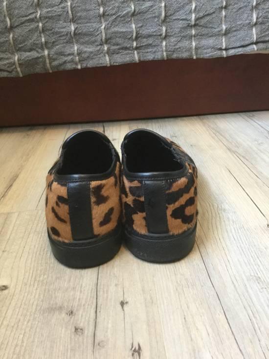 Balmain !GRAIL! Leopard slip-on sneakers Size US 7 / EU 40 - 5