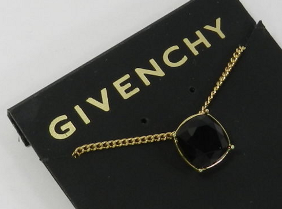 Givenchy Givenchy Gold Necklace Size ONE SIZE - 1