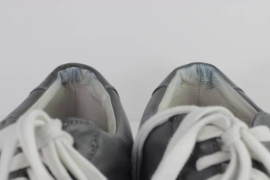Givenchy Givenchy Grey Leather Shoes Size US 10 / EU 43 - 11