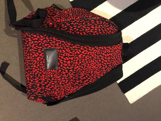 Givenchy Saint Laurent Leopard Print Backpack Size ONE SIZE - 4