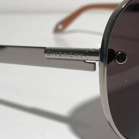 Givenchy Givenchy Silver Unisex Aviator Sunglasses NIB Size ONE SIZE - 1