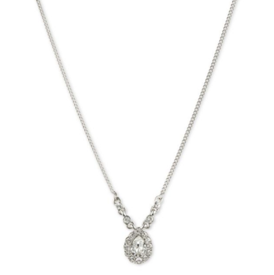 Givenchy *FINAL DROP* Givenchy Crystal Necklace Size ONE SIZE