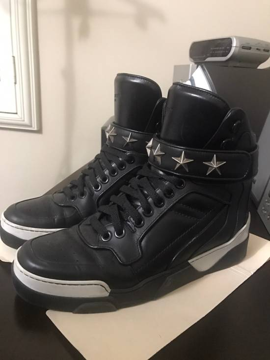 Givenchy Givenchy Tyson Star High Top Sneakers Size US 10 / EU 43 - 1