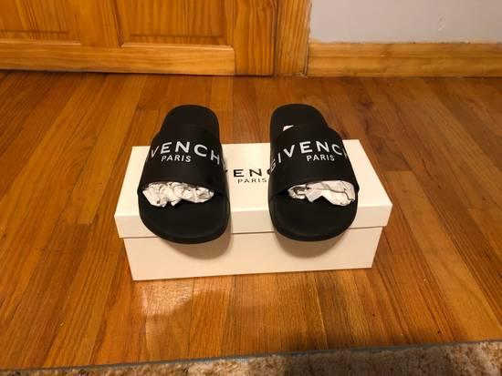 Givenchy Givenchy Logo Slides Size US 11 / EU 44