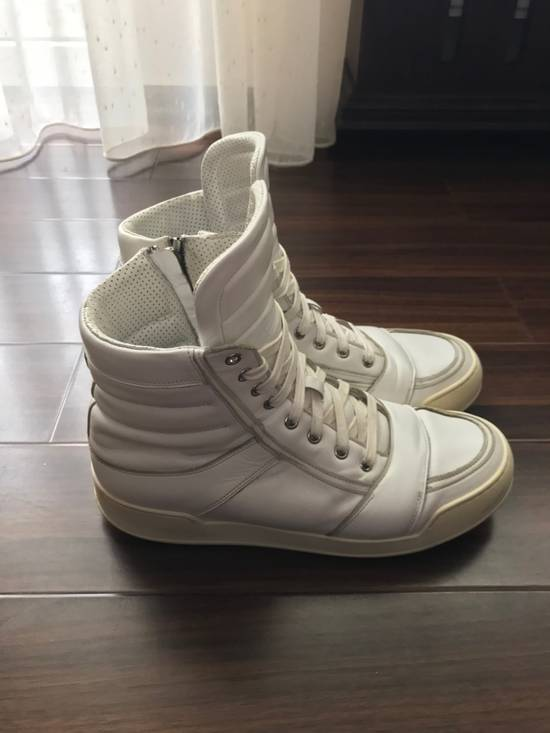 Balmain High Top Sneakers Size US 9 / EU 42 - 1