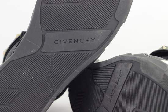 Givenchy Givenchy Black Leather High Tops Size 41 Size US 8 / EU 41 - 8