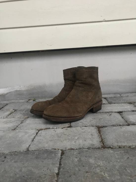 Julius Engineer/Backzip Boots (Size 2) Size US 9.5 / EU 42-43 - 1