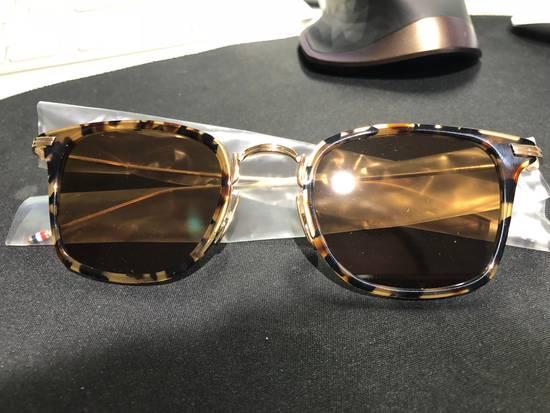 Thom Browne TB905 Tokyo Tortoise Sz 49 Size ONE SIZE - 1