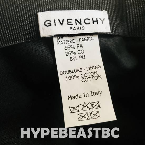 Givenchy Givenchy Paris Logo Cap Baseball Hat, Black, NWT Size ONE SIZE - 8