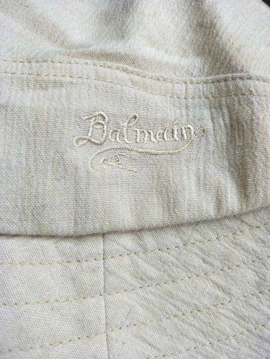 Balmain Authentic Classic Balmain Paris Bucket Hat / Luxury French Designer Monogram Spellout / Good Condition / Medium Size Size ONE SIZE - 3