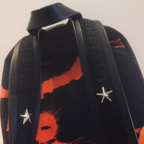 Givenchy Givenchy Hell Fire Iconic Backpack Size ONE SIZE - 4