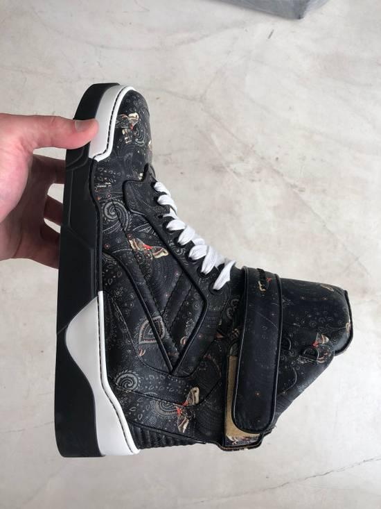 Givenchy Givenchy Tyson Paisley Sneaker Size US 13 / EU 46 - 1