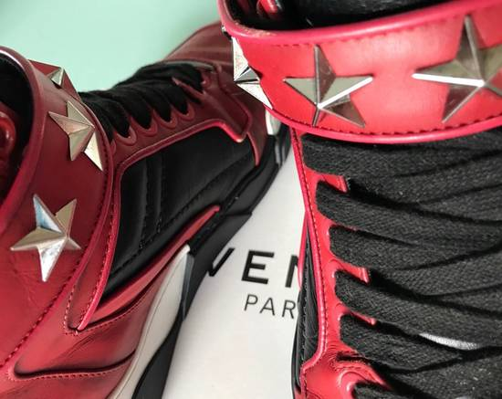Givenchy Tyson Red Size US 8.5 / EU 41-42 - 3