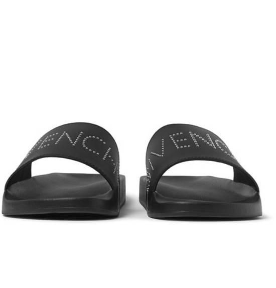 Givenchy studded leather slides black sandals Size US 11 / EU 44 - 4