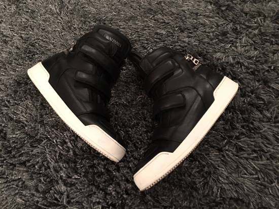 Balmain High Top Sneakers Size US 10 / EU 43 - 1