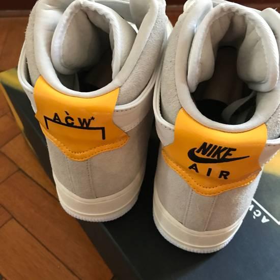 Nike Nike Air Force 1 A COLD WALL Size US 9.5 / EU 42-43 - 8