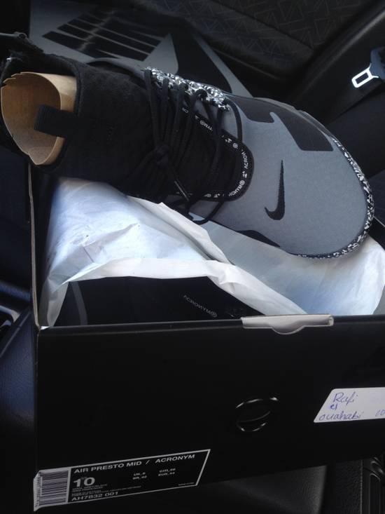5cc3eb8f4e8d Acronym ACRONYM x Nike Air Presto Mid COOL GREY Size US 10   EU 43 ...