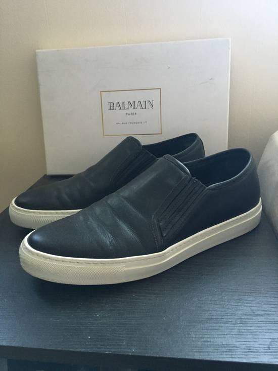 Balmain Skate Shoe Leather Size US 10 / EU 43 - 1