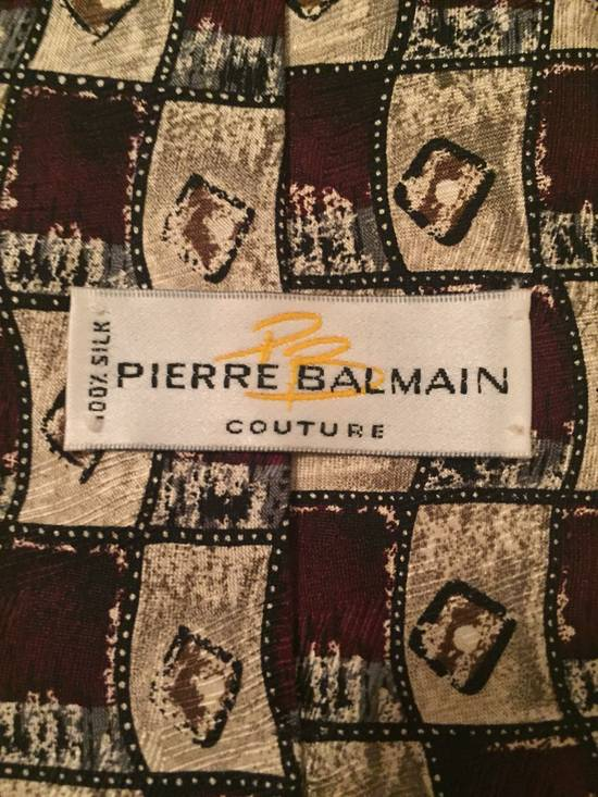Balmain Lot Of 4 Ties Size ONE SIZE - 3