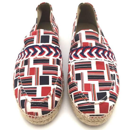 Thom Browne Flag Print Espadrille Shoes NWT Size US 9 / EU 42 - 1