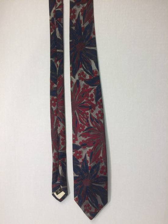 Givenchy Givenchy Monsieur Floral Print Tie Size ONE SIZE - 3