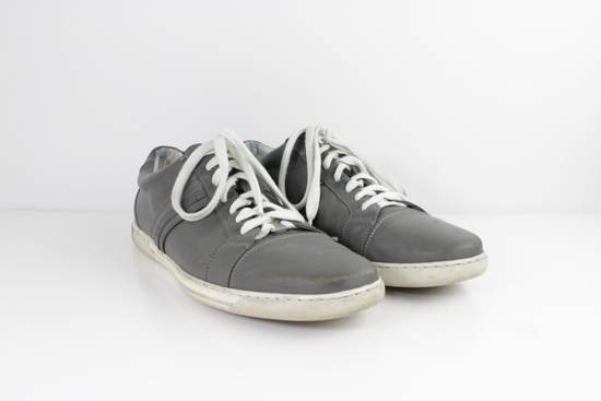 Givenchy Givenchy Grey Leather Shoes Size US 10 / EU 43 - 7