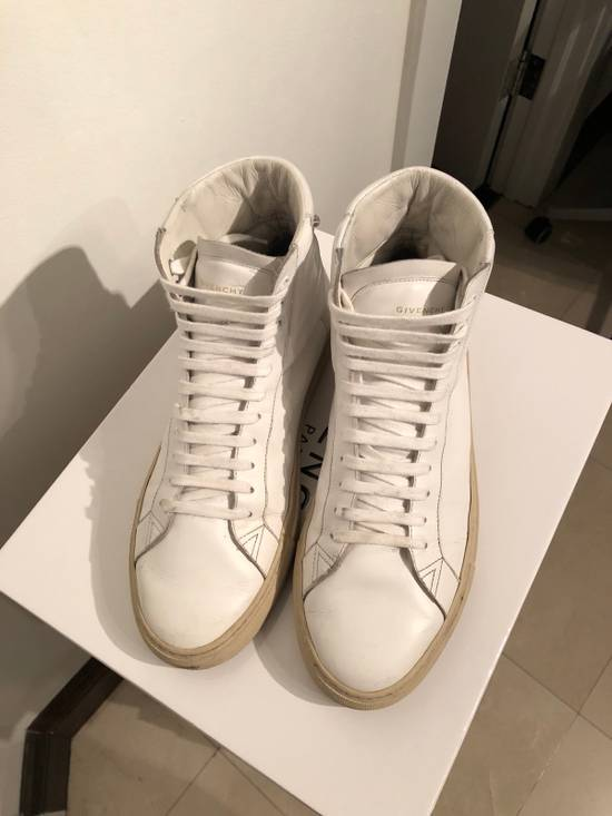 Givenchy Givenchy High Top Sneakers Size US 8 / EU 41 - 4