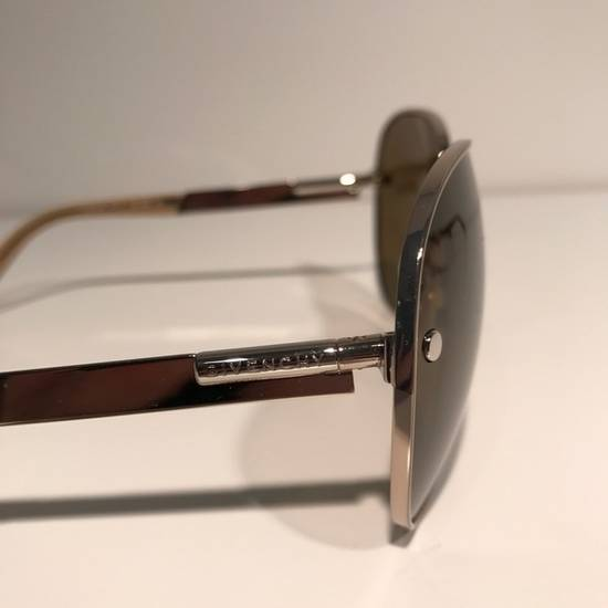 Givenchy Givenchy Silver Aviator Sunglasses Size ONE SIZE - 2